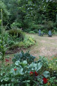 Garden view WCG