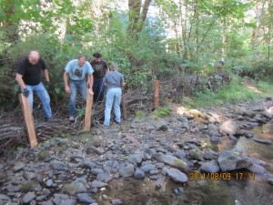 Wilson Creek restoration
